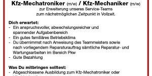 Stellenausschreibung Felleiter-Schmidt